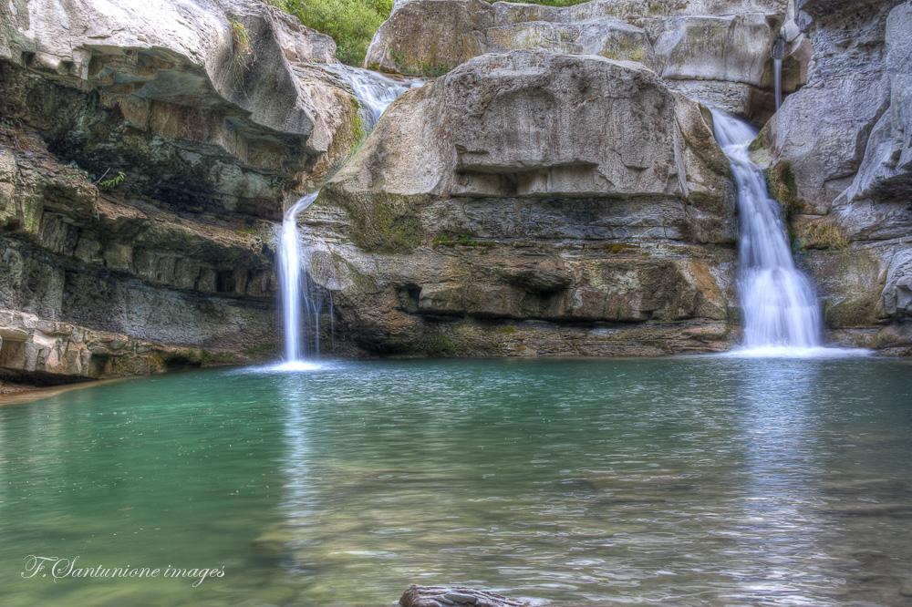 Cascata della sega proloco premilcuore - Piscine naturali piemonte ...
