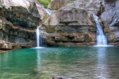 cascata della sega