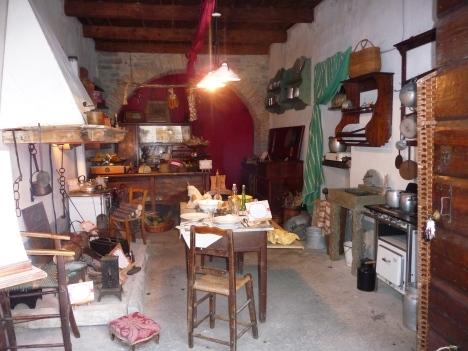 ..la cucina com'era una volta