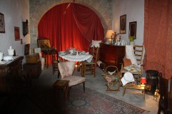ricostruzione storica Il Salotto Buono