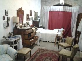 rievocazione storica ..la camera di una volta...