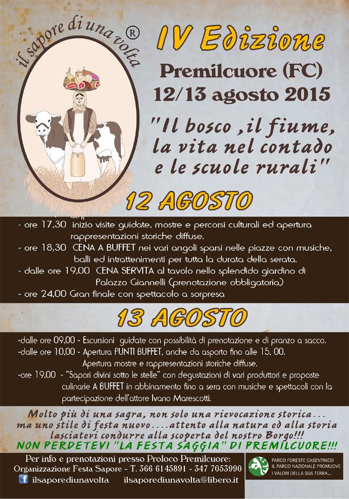 Volantino A5 2015 rid-sapore2015
